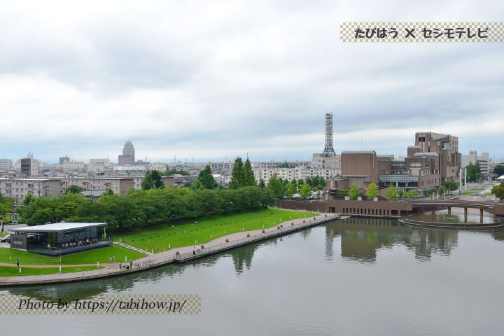 おしゃれスタバ富山環水公園店