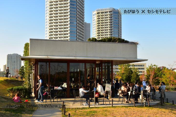 おしゃれスタバ二子玉川公園店