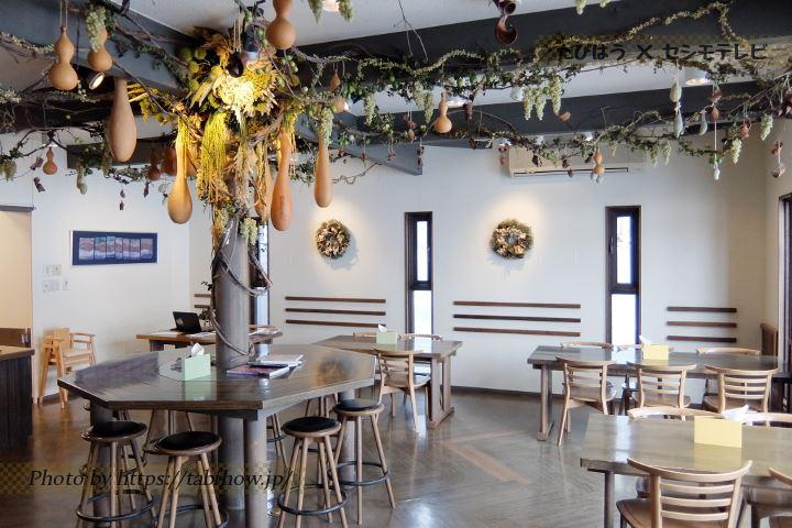 富良野市のカフェ「ファーム富田」