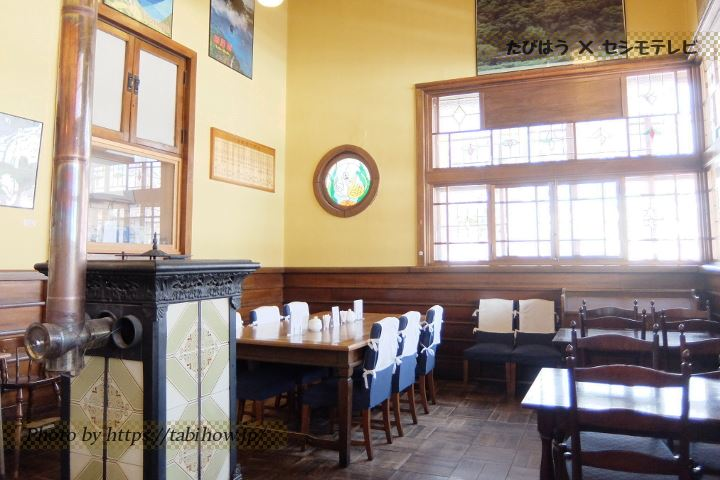 弟子屈町のカフェ「オーチャードグラス」
