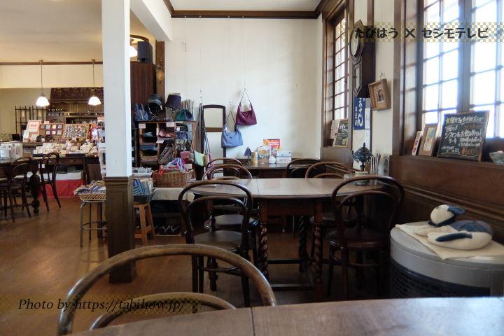 会津若松市のカフェ「七日町駅カフェ」