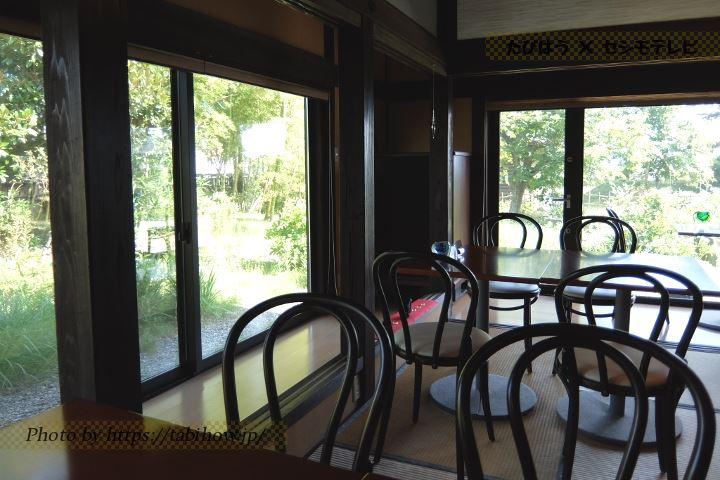 会津若松市のカフェ「氏季カフェ」