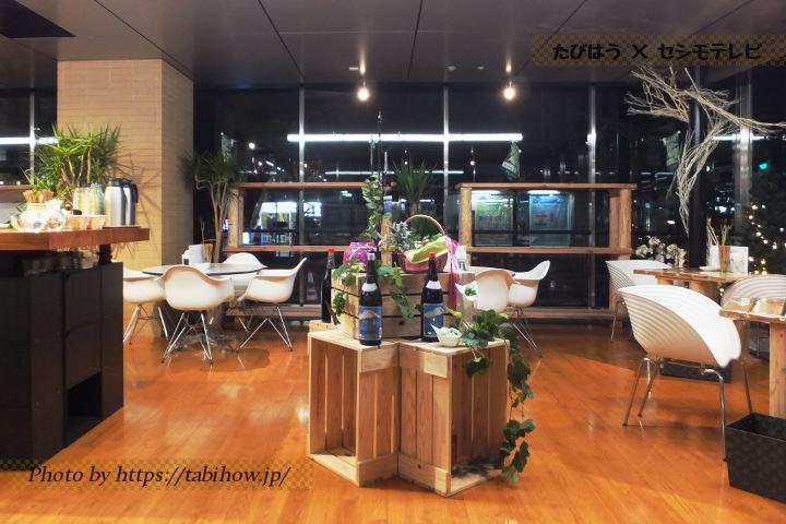 甲府市のカフェ「まるごとやまなし館」