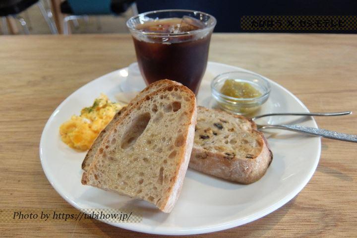 上田市のカフェ「犀の角」