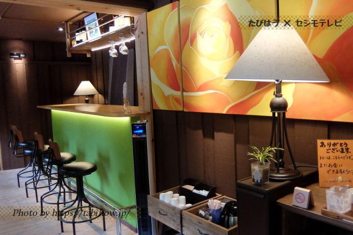 上田市・別所温泉のカフェ「ハレテラス」