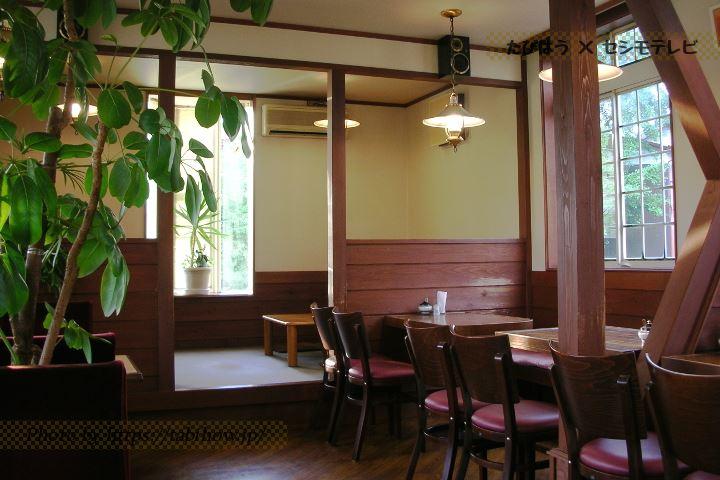 十日町市のカフェ「りんご亭」