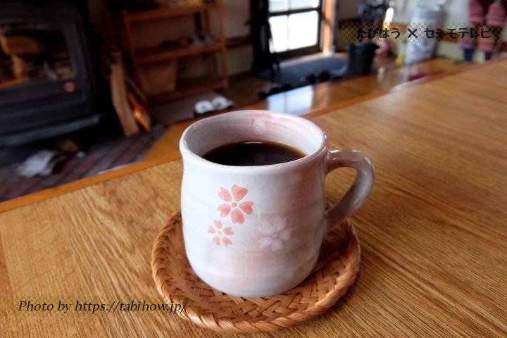 七尾市のカフェ「遊帆」