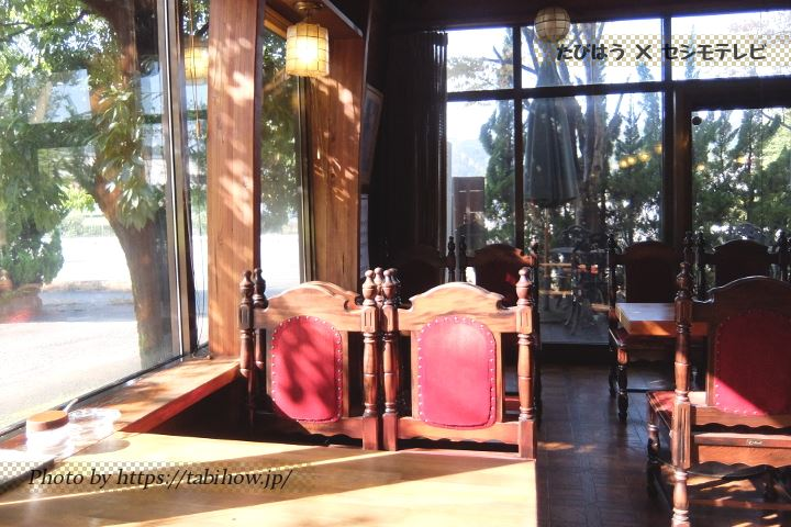 大野市のカフェ「モントリオール 大野西店」