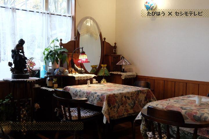 郡上市のカフェ「風見鶏」