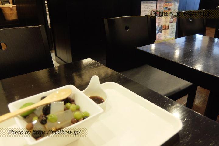 伊東市のカフェ「備屋珈琲自家焙煎工房 湯の花通り店」