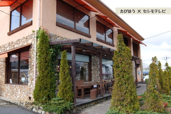 河合町のカフェ「パン工房キャパトル 西大和店」