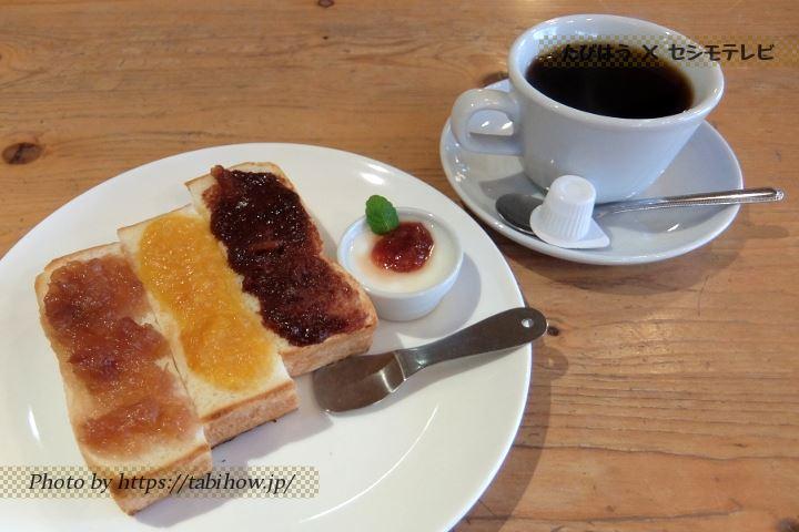 周防大島町のカフェ「瀬戸内ジャムズガーデン」