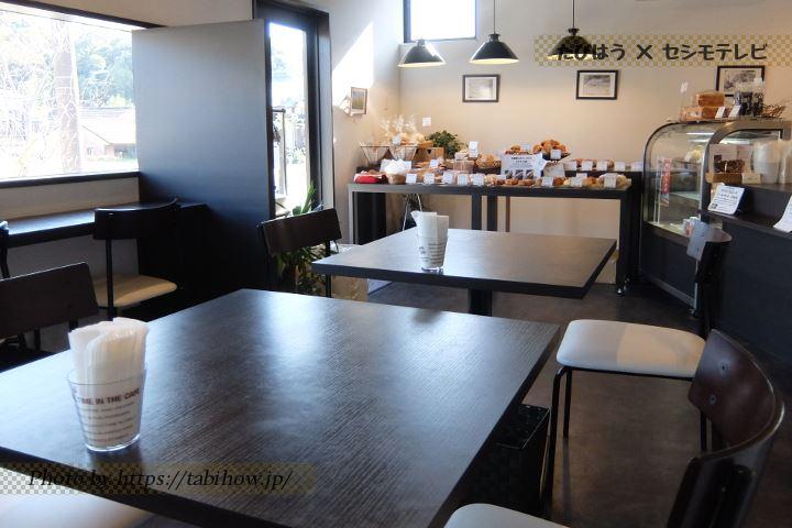 国富町のカフェ「国富製パン所」