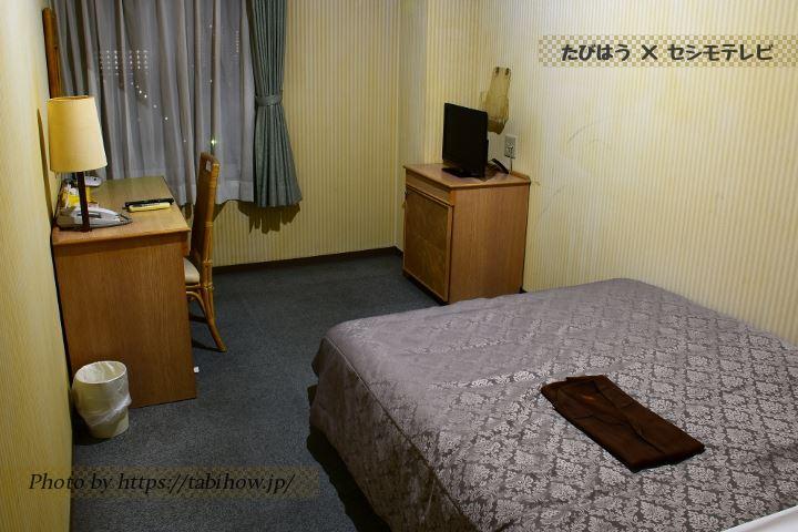 ホテルアムゼ新山口
