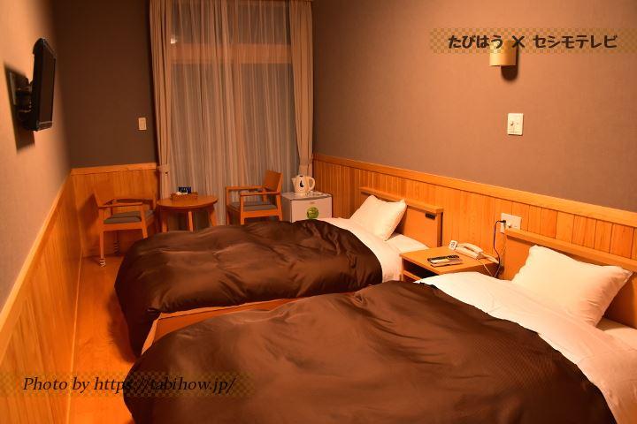 宇和島市の宿・成川渓谷休養センター