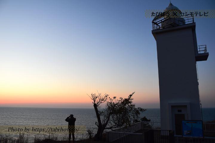 加佐岬灯台