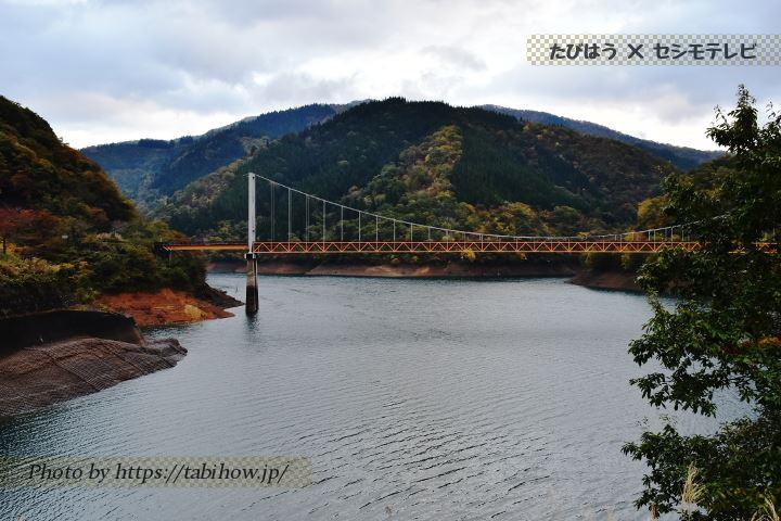 九頭竜湖 箱ケ瀬橋