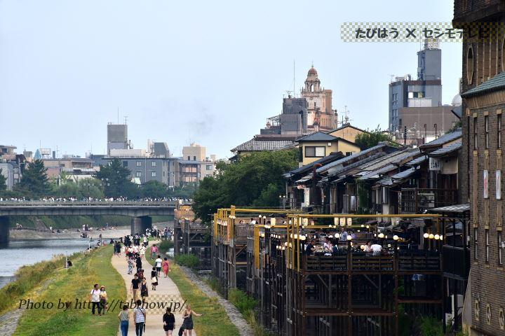 鴨川遊歩道