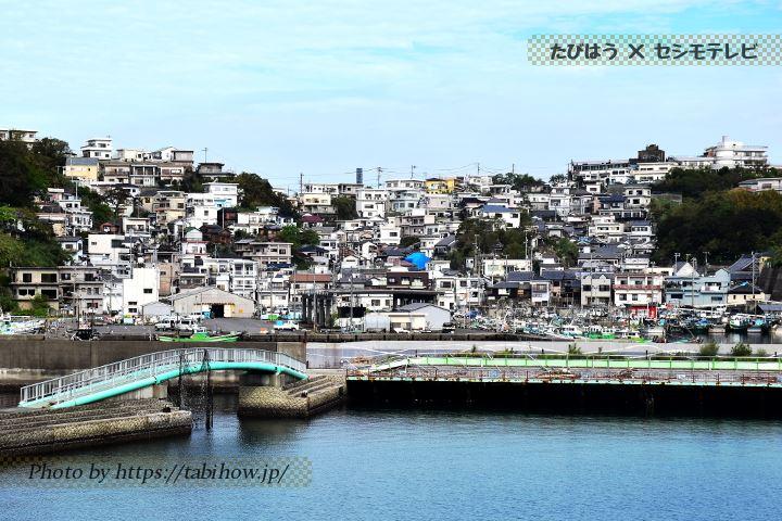 雑賀崎地区 日本のアマルフィ