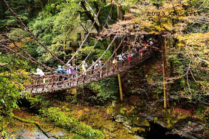 徳島県の絶景スポット