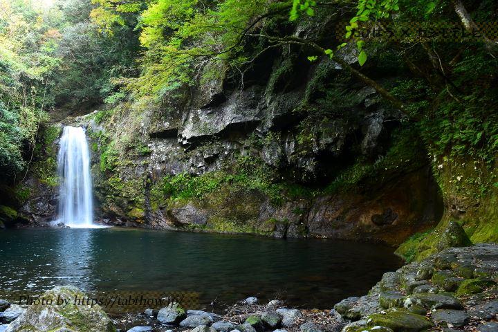 轟峡・轟の滝