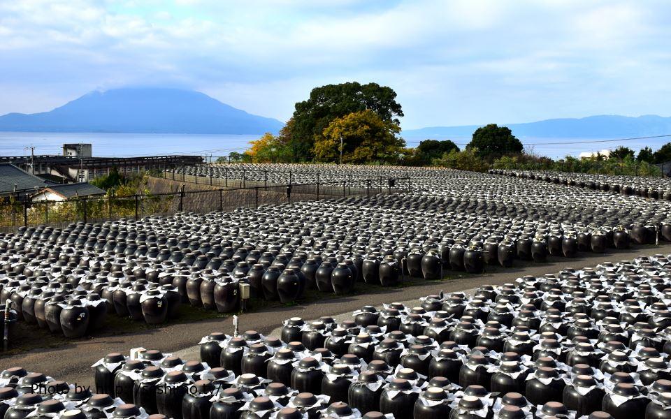 黒酢畑、壺畑情報館