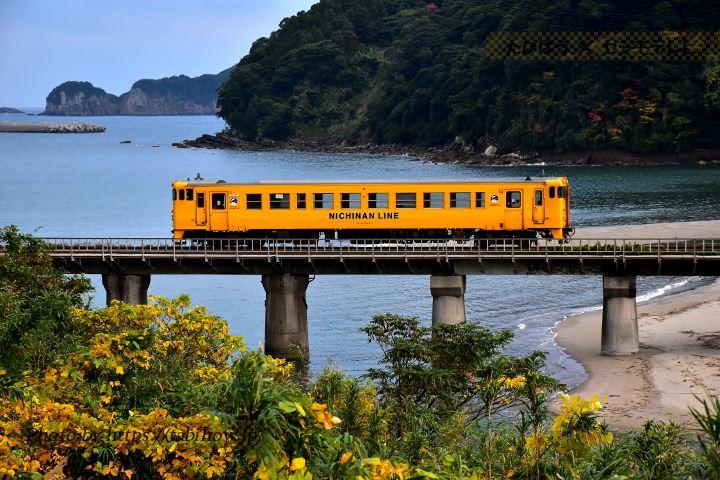 宮崎県の鉄道撮影地