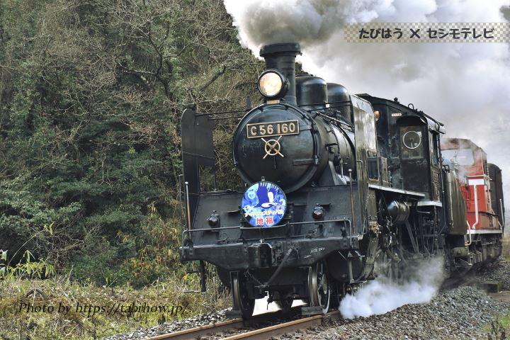 SL地福ナイトフェスティバル号