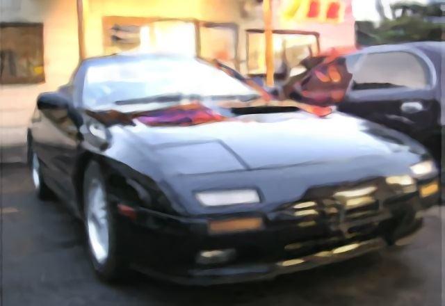 RX-7 FCオープン