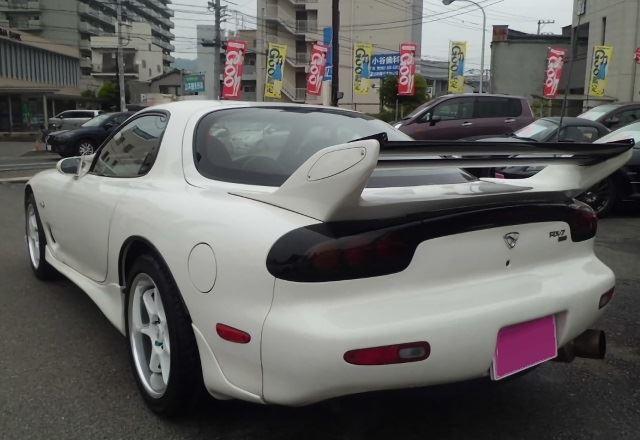 マツダRX-7 FD3S