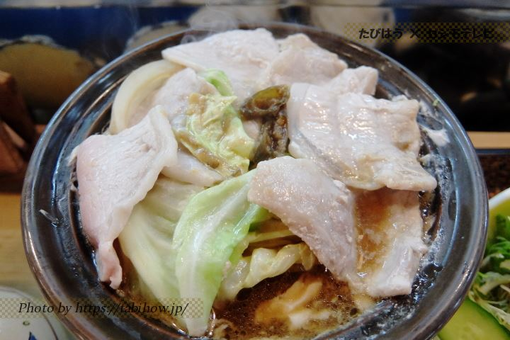 ひろさき豚辛焼