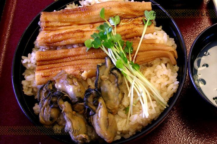 牡蠣、かき丼