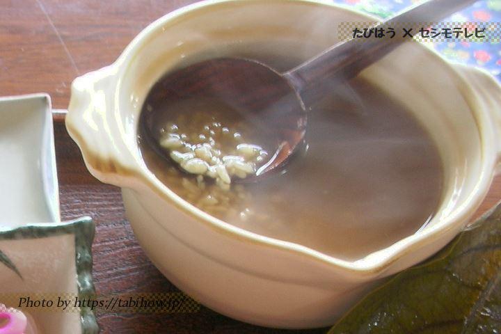 茶粥(茶がゆ)