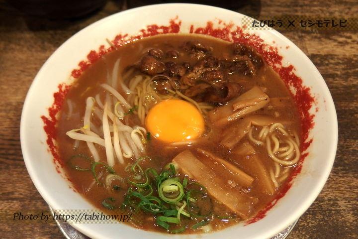 徳島ラーメン(茶系)