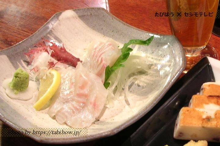 鯛(タイ)料理