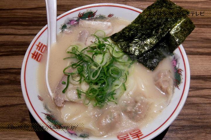 豚骨ワンタン麺