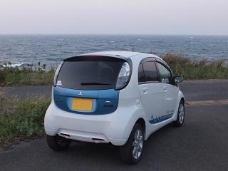 長崎県の福江島で電気自動車レンタカーを利用してみた
