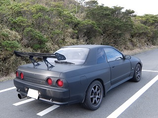 神奈川の箱根でスポーツカー専門レンタカーを利用してみた