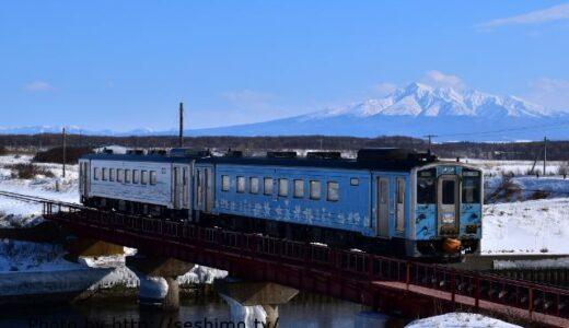 北海道:釧網本線の斜里~網走の鉄道撮影地5選