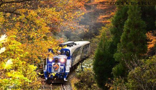 中国地方の観光列車18選!山陽と山陰の電車特集