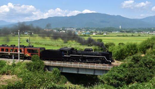 全国で定期運行中のSL蒸気機関車12路線!運行情報を紹介