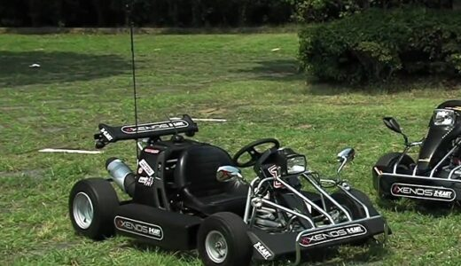 気分はマリオカート!全国の公道X-Kartレンタカー屋18店舗
