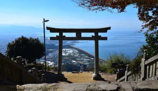 香川県の人気絶景スポット30選!インスタ映え観光名所